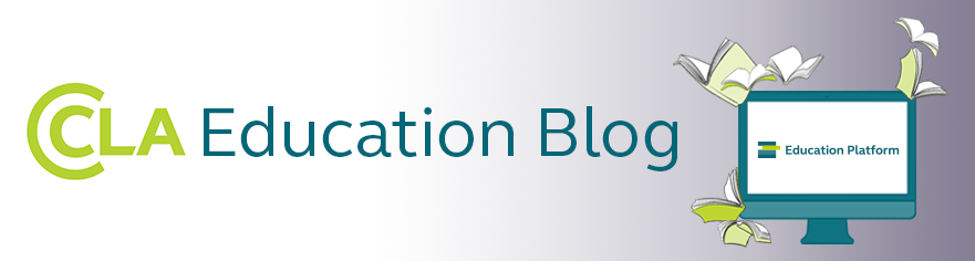 Education Blog Header