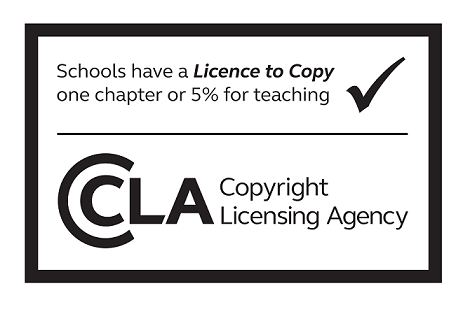 licence to copy badge